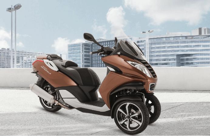scooters peugeot metropolis