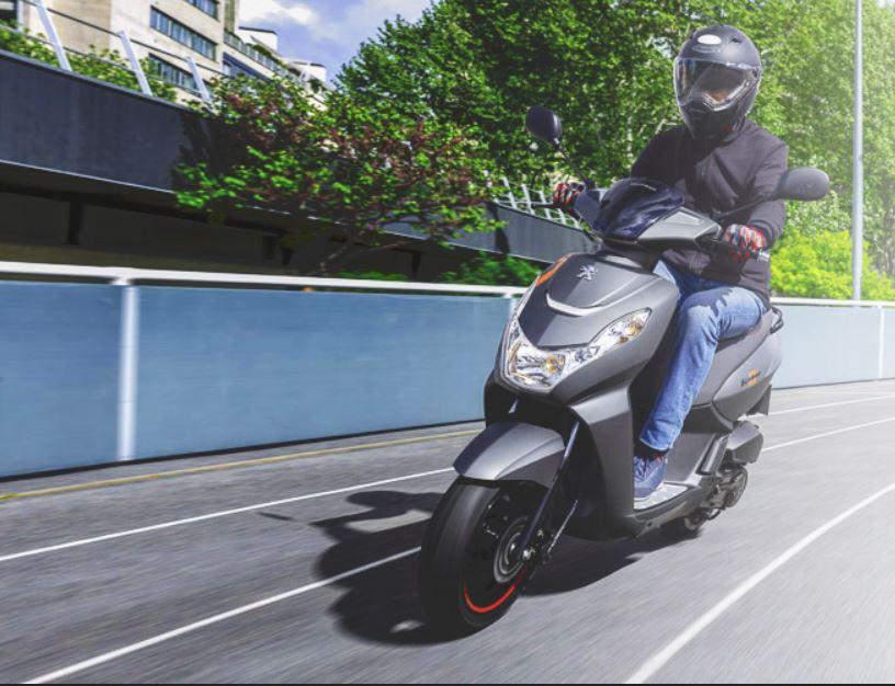 scooter 50 cc peugeot
