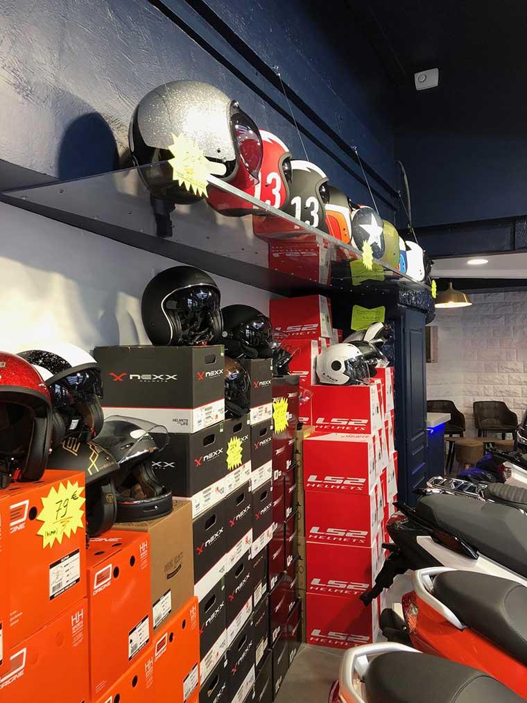 salon moto scooter marseille 2020 accessoires casques gants blousons