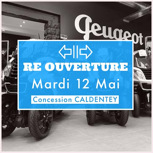 caldentey scooter marseille re ouverture 11 mai 2020