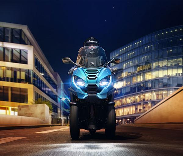 scooter peugeot metropolis nouveau 2020