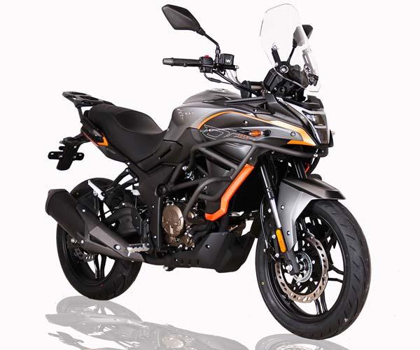 moto voge marseille 300ds 2021 euro5